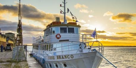 Navegando pelo Guaíba